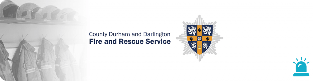 county durham and darlington fire and rescue service logo