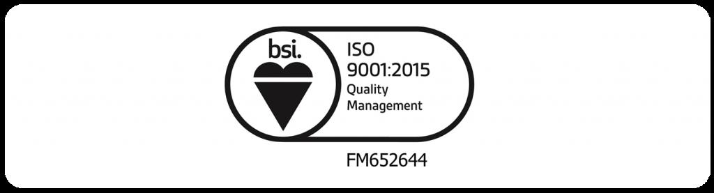 bsi iso 9001:2015 logo