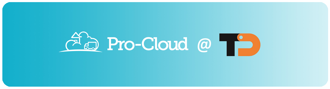 pro-cloud and trade days exhibition logo