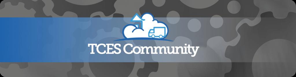 TCES Community logo
