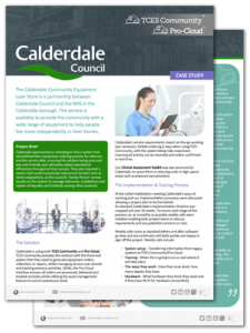 calderdale council case study thumbnail
