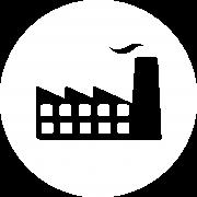 supplier icon in white