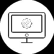 workshop icon in white