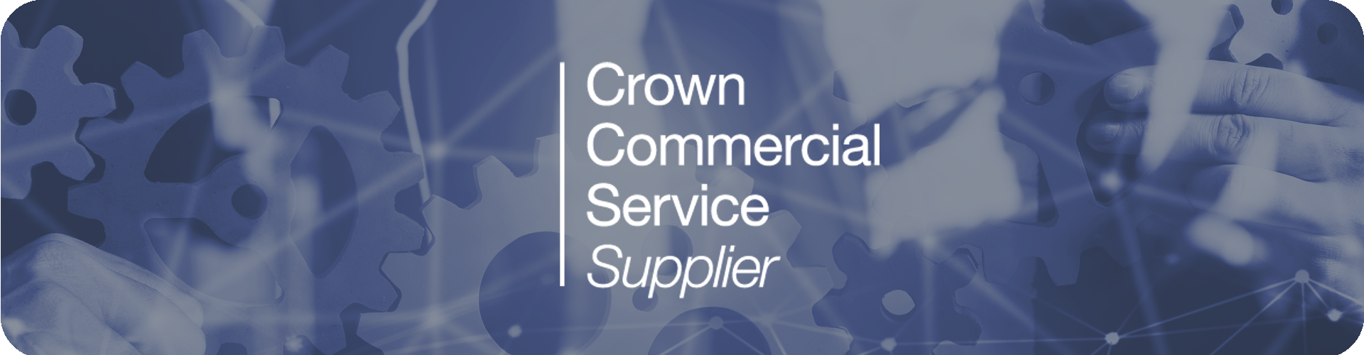 Crown Commercial Supplier Banner