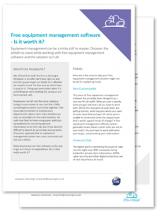 free software white paper thumbnail