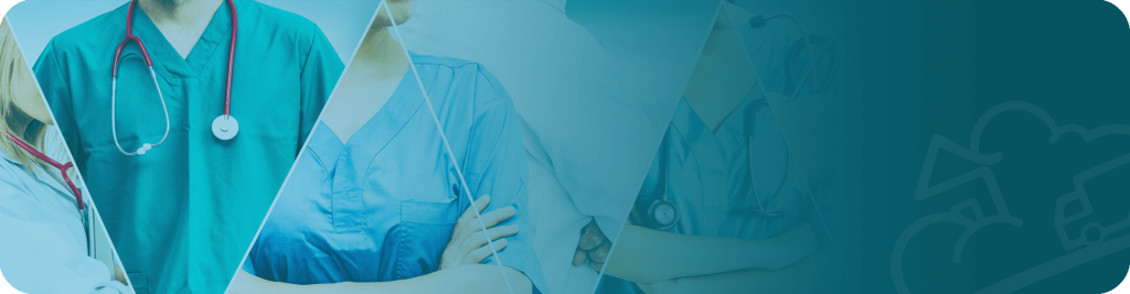 healthcare professionals banner